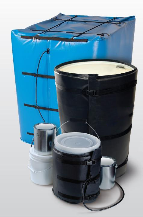 plastic barrel heater